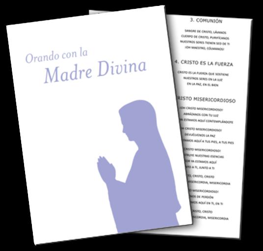 Cantando com a Mãe Divina