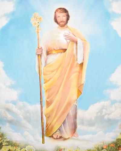 Saint Joseph | Voice and Echo of the Divine Messengers